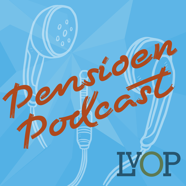 logo pensioen podcast